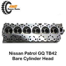 Nissan Patrol GQ TB42 New Bare Cylinder Head