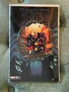 Venom #29 Ken Lashley Exclusive Trade Variant NM Beauty!