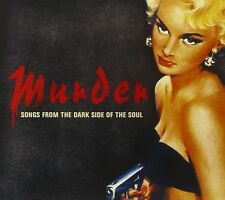 Murder-songs from the dark side of the soul CD NEUF