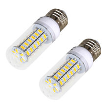 2X E26 12 Watt LED Corn Light Bulb 5730 SMD 48 LEDS Warm White 110V Lamp Bright