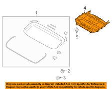 SUBARU OEM 15-16 WRX STI Hood-Duct 57253VA010