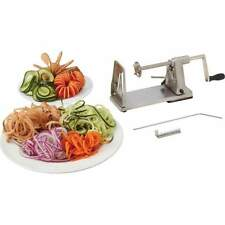 Restaurant Catering Supplies Equipment Vegetable Spiral Slicer Potato Julienne