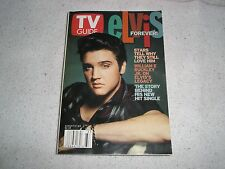 Elvis Presley TV Guide Aug 17-23 2002  25th anniversary of death issue