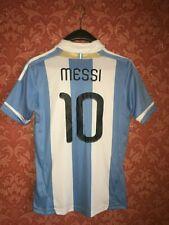 Argentina 2016-2017-2018 home national team Messi size L BOY