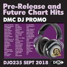 DMC DJ Only 235 Promo Chart Music CDs Ft. Calvin Harris Fe. Sam Smith 'Promises'