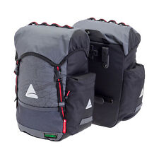 Axiom Seymour Oceanweave Bike Panniers PairCommuter Bags Touring Saddlebag NEW