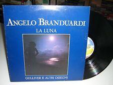 33 TOURS / LP--ANGELO BRANDUARDI--LA LUNA GULLIVER ET ALTRI DISEGNI--1980