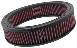 K&N Filters For 71-78 Ford Mercury Air Filter Heather Red