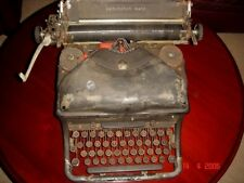 Vintage REMINGTON RAND Typewriter, Broken, Not Working! Old but Nice!