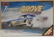 TOMMY GROVE FORD MUSTANG DRAG RACING NHRA 1969 FUNNY CAR POLAR LIGHTS MODEL KIT