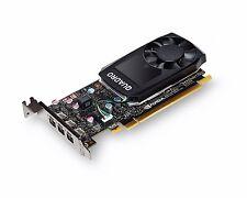 PNY Quadro P400 DVI 2GB Profesional Tarjeta gráfica