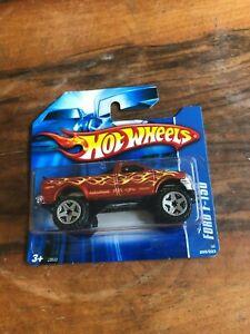 Ford F-150 Hot Wheels Car No.200 2006