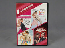 4 Matthew McConaughey DVDs Fool's Gold, How to Lose a Guy, Failure to Launch + 1