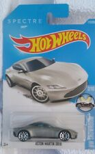 Hot Wheels 007 Series Aston Martin DB10 Spectre Silver Diecast Car Scale 1:64