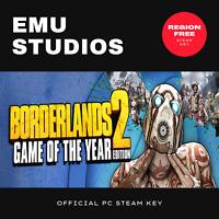 Borderland 2 GOTY (PC) Steam Key Region Free
