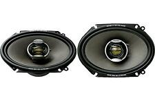 "NEW! Pioneer TS-D6802R 520W 6"" x 8"" / 5"" x 7"" D-Series Coaxial Car Speakers"