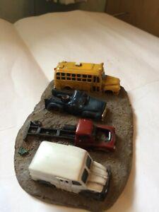 Walthers Scenemaster HO Junk Truck Row 933-3639