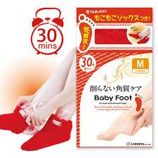 [BABY FOOT] Japan Easy Pack Deep Skin Exfoliation Foot Mask Orange Scent w/ SOCK