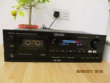 DENON DN-790R qualité professionnelle 3 Head cassette enregistreur avec Dolby S