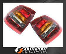 HOLDEN TS ASTRA CONVERTIBLE TAIL LIGHTS LAMPS TINTED TYPE *NEW PAIR* 1998-2006