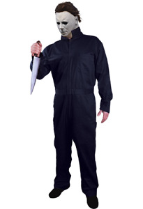 Trick or Treat Halloween 1978 Michael Myers Coveralls Adult Costume TTTI103