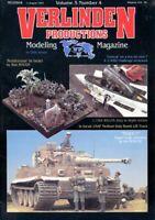 Verlinden Publications Modeling Magazine Vol.5 No.4 Reference Book #M10504U
