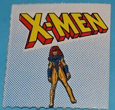 X-MEN JEAN GREY PHOENIX METAL PIN COLLECTIBLE MARVEL ARGENTINA RARE EDITION