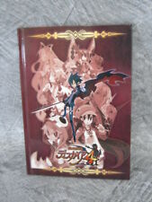 DISGAEA 4 Makai Senki Settei Shiryoshu Art Works Book PS3 Ltd *