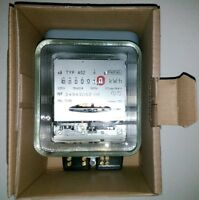 Stromzähler, Wechselstromzähler 10/40A 230 V geeicht, neu