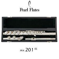 Pearl Alto Flute - PFA-201ES | Straight Headjoint | Split E-mechanism