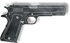 DXF CNC dxf for Plasma Router Clip Art Vector Colt 1911 Man Cave Wall art
