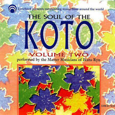 MASTER MUSICIANS OF IKUTA-RYU - THE SOUL OF THE KOTO, VOL. 2 NEW CD