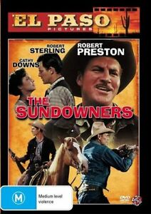 The Sundowners (DVD, 2011)