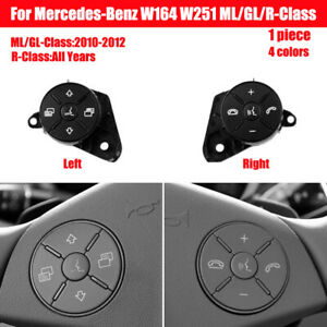 Steering Wheel Switch Button For Mercedes-Benz W164 W251 ML/GL/R-Class 2010-2012
