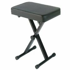 Yamaha Portable Adjustable Padded Keyboard X-Style Bench
