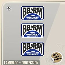 PEGATINA KIT BEL RAY LUBRICANTS ACEITES DECAL AUFKLEBER STICKER DECAL ADESIVI