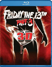 Friday the 13th: Part 3, 3-D (1982) New | Sealed | Blu-ray Region free