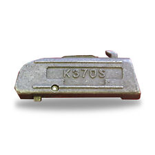 K370 Pin Hensley style 2K3701 steel pin for a 370 series bucket tooth