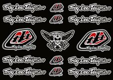 Troy Lee Designs Bike Bicycle Frame Decal Stickers Graphic Adhesive Set Vinyl #2