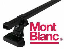 Mont Blanc Roof Rack Cross Bars Renault Megane Scenic 2004-2009