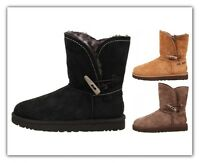 Womens Boots Ugg Meadow Toscana Sheepskin 1008043 NEW Authentic