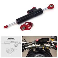 Motorcycle CNC Steering Damper Stabilizer For Honda Yamaha Suzuki Kawasaki BMW