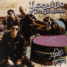 LP LOQUILLO Y TROGLODITAS CUERO ESPAÑOL VINILO +CD