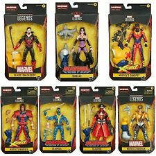 Marvel Legends Deadpool Wave 3 - Set of 7 (Strong Guy BAF)