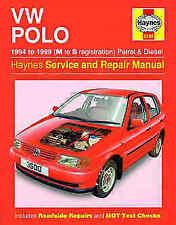 Car Service & Repair Manuals Polo 1995
