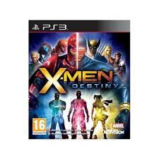 X-men Destiny PS3 PlayStation 3 Play 3 5030917100802