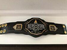 WWE NXT Takeover New York Mini Belt