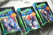 GOOSEBUMPS 3-D MODEL KITS (HASBRO 1996), COMPLETE FIRST SERIES! BRAND NEW, OS!