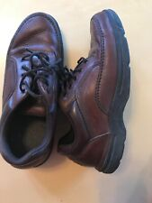 Rockport Size 10 Mems Brown Shoes