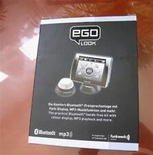 Ego LOOK Bluetooth Handsfree Car Kit With Colour Display ! ***Brand new ***
